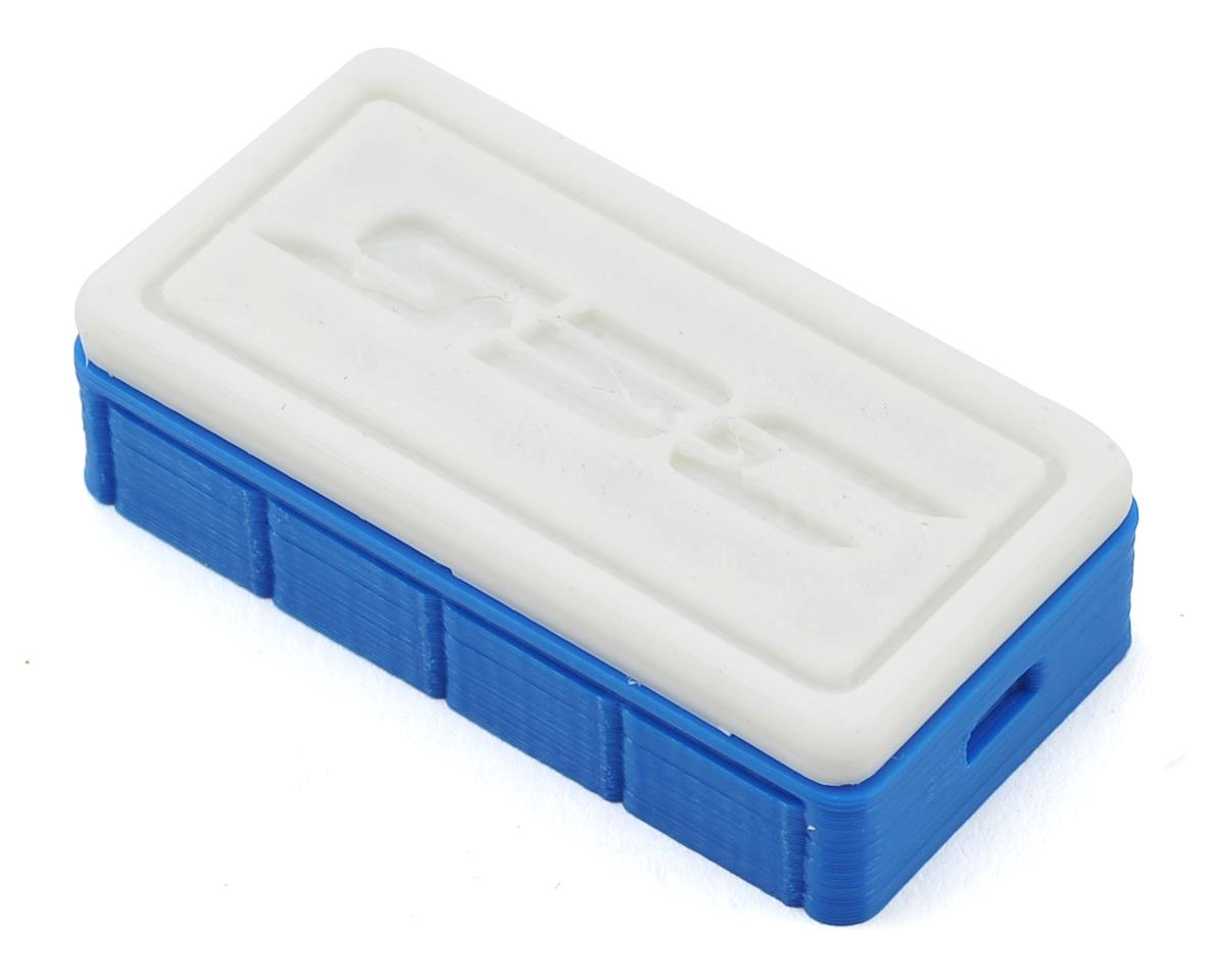 Scale By Chris 1/2 Small Ice Chest (Blue)