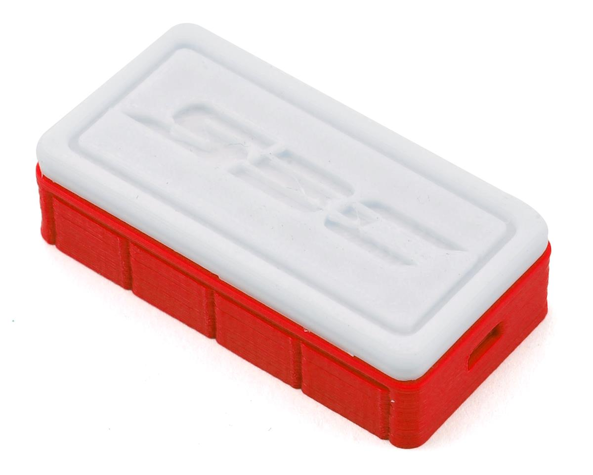 Scale By Chris 1/2 Small Ice Chest (Red)