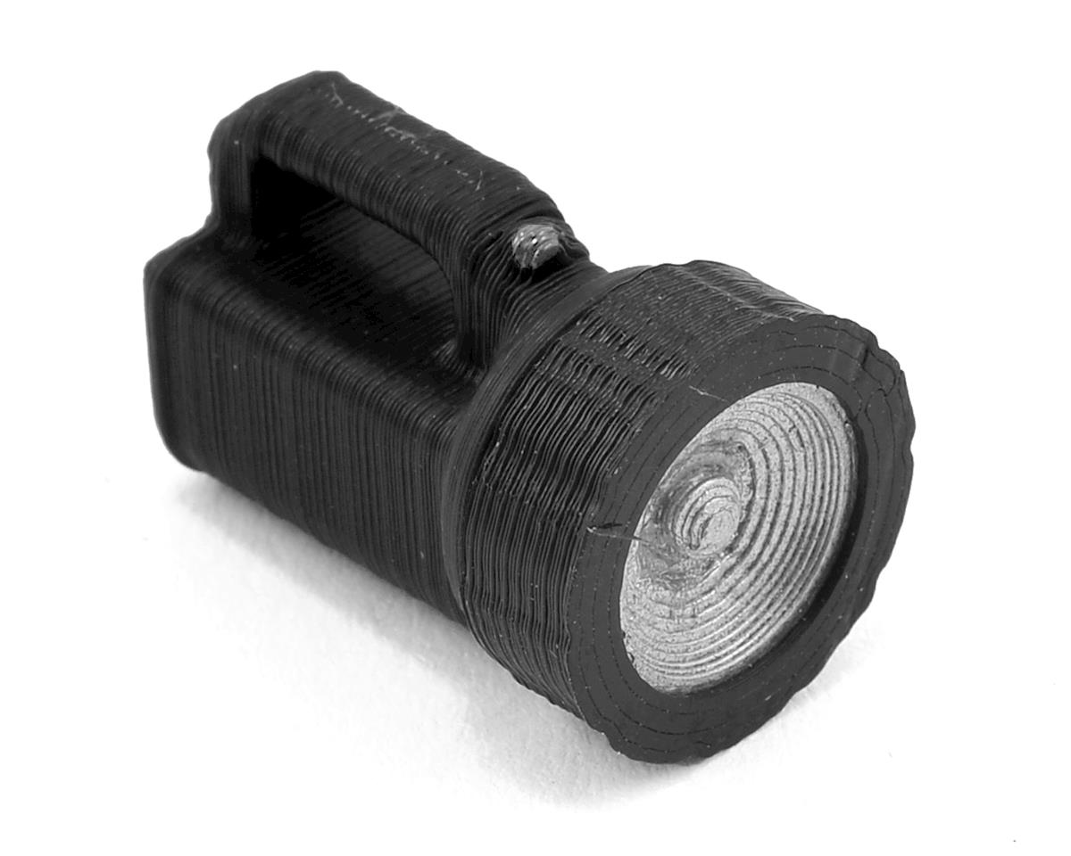 Scale By Chris Large Handheld Flashlight (Black)
