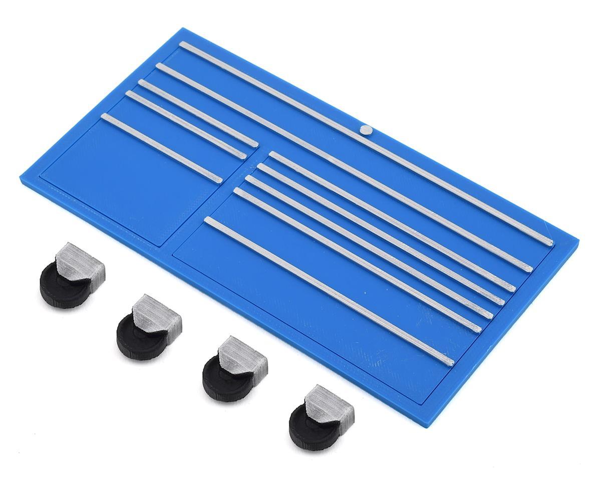 SBC018BLUE Scale By Chris Tool Box Blue