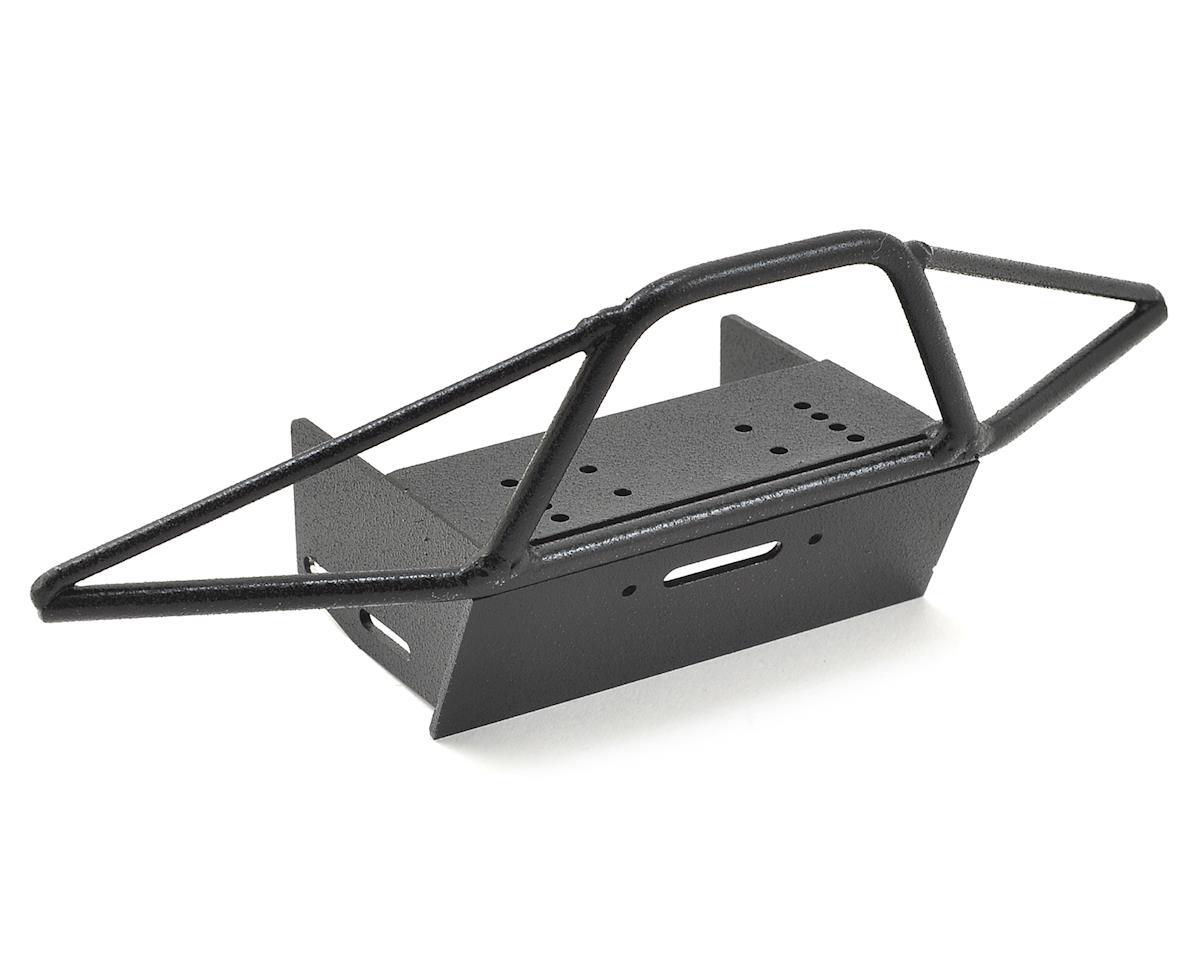 ScalerFab SCX10/SCX10 II Prerunner Series Raised Front Bumper w/Fairlead Mount