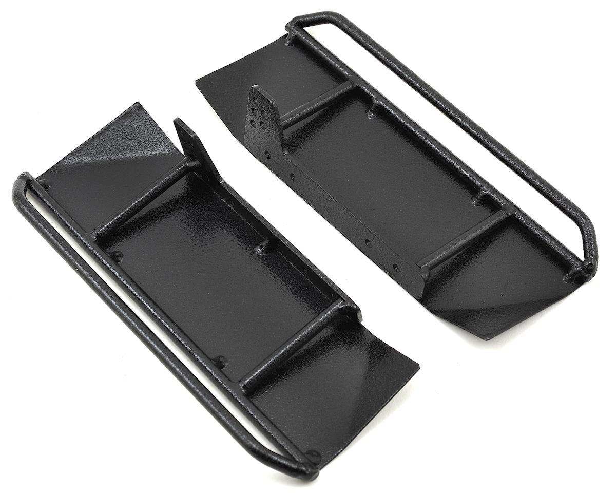ScalerFab SCX10/SCX10 II Double Bar Sliders w/Skid Plates