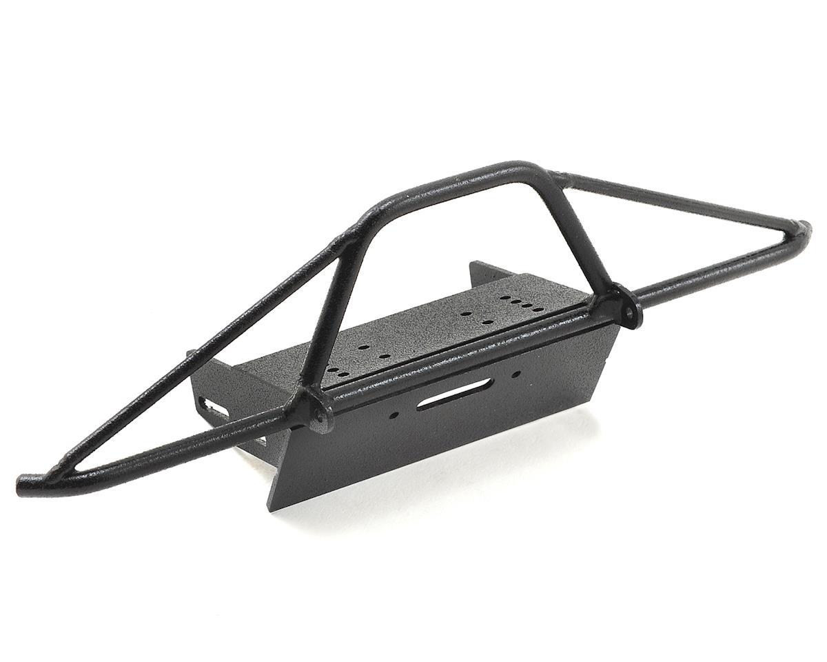 ScalerFab SCX10/SCX10 II Prerunner Front Bumper w/Shackle & Fairlead