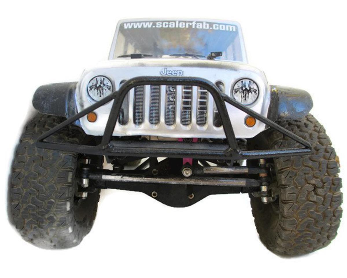 ScalerFab SCX10/SCX10 II Prerunner Series Front Bumper (Axial Wrangler  Rubicon)
