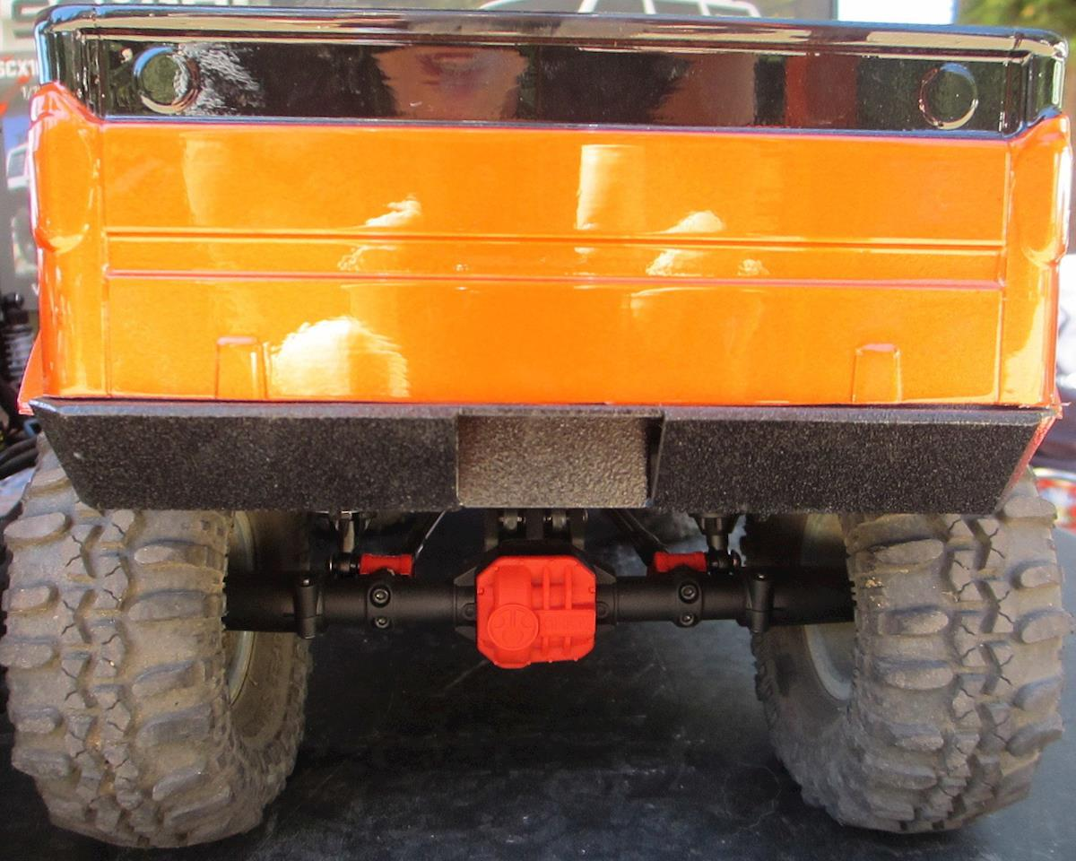 ScalerFab SCX10/SCX10 II Rear Bumper w/Shackle Mounts