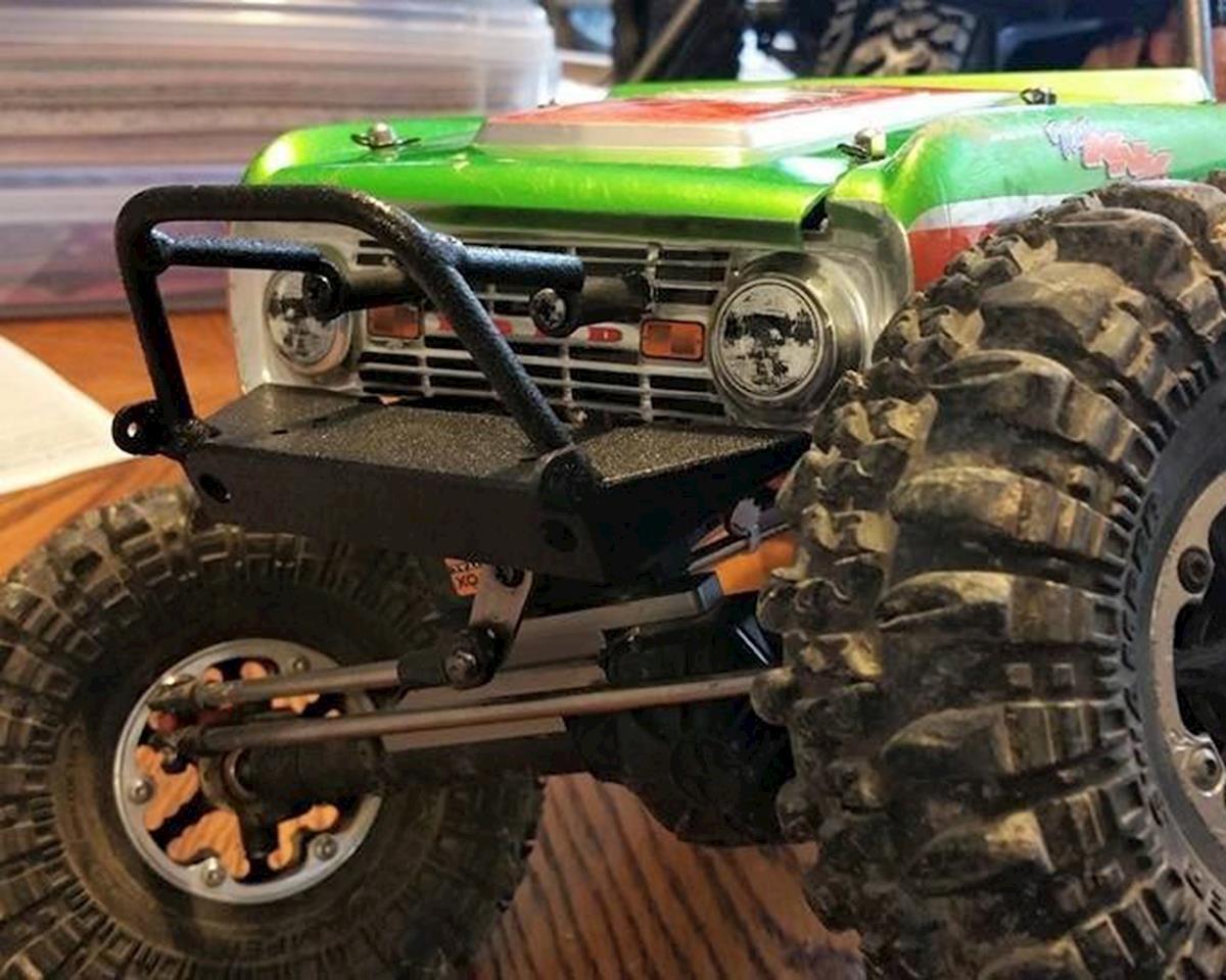 ScalerFab Wraith Front Bumper w/Trail Bar