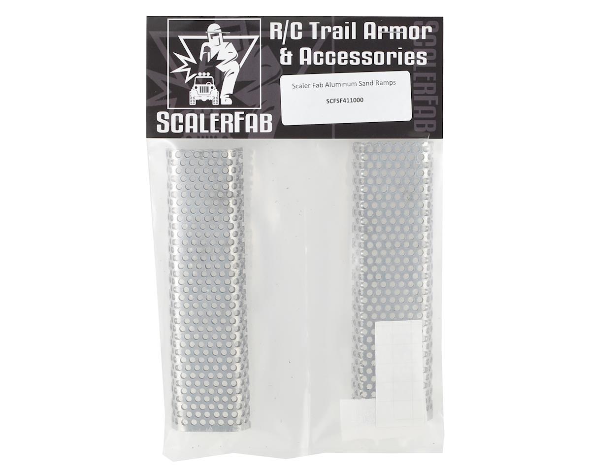 ScalerFab Aluminum Sand Ramps (2)