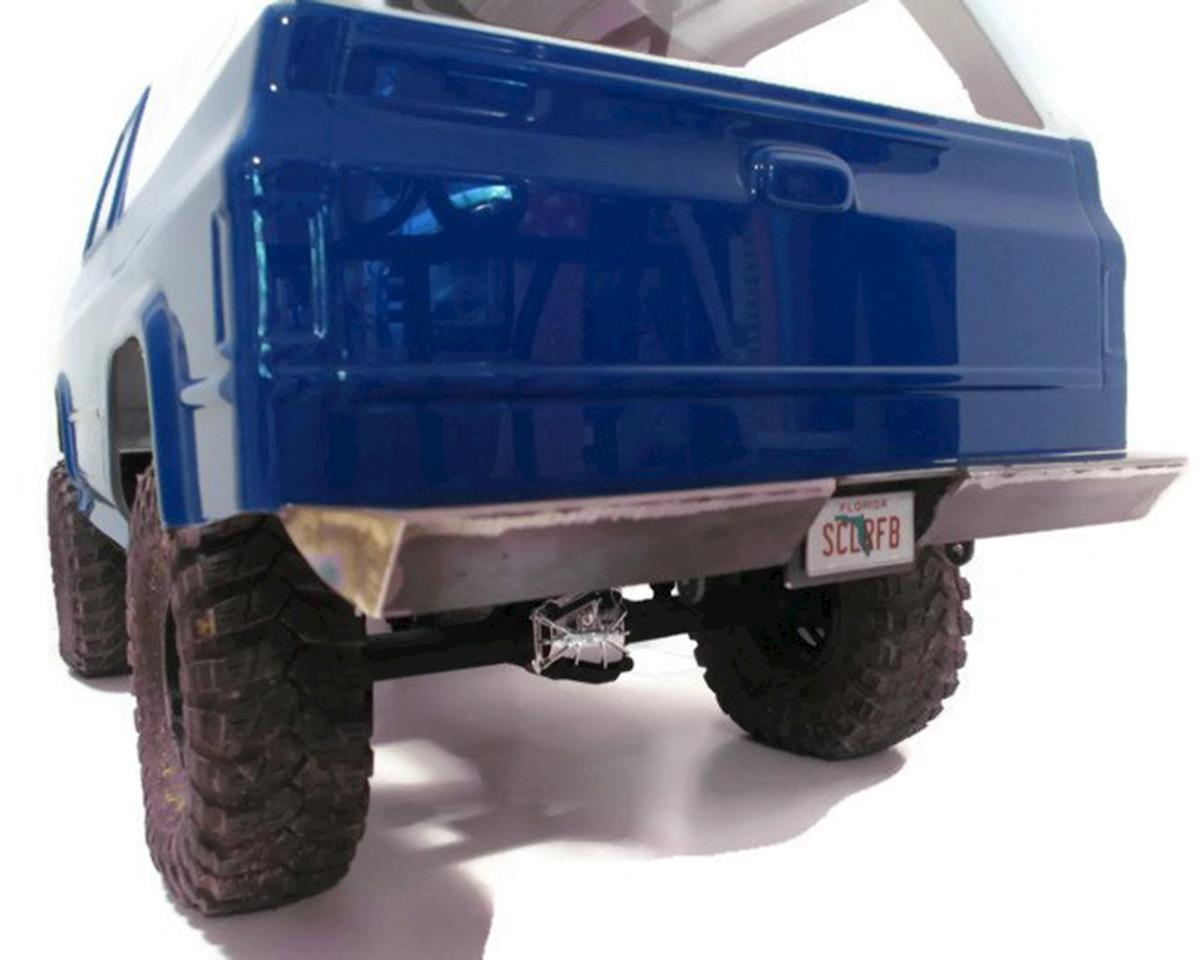 ScalerFab Vaterra Ascender Full-Size Rear Bumper w/License Plate Recess