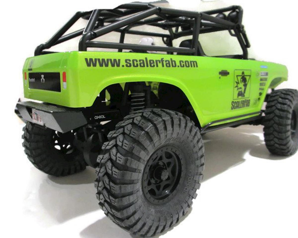 ScalerFab SCX10/SCX10 II Rear Bumper