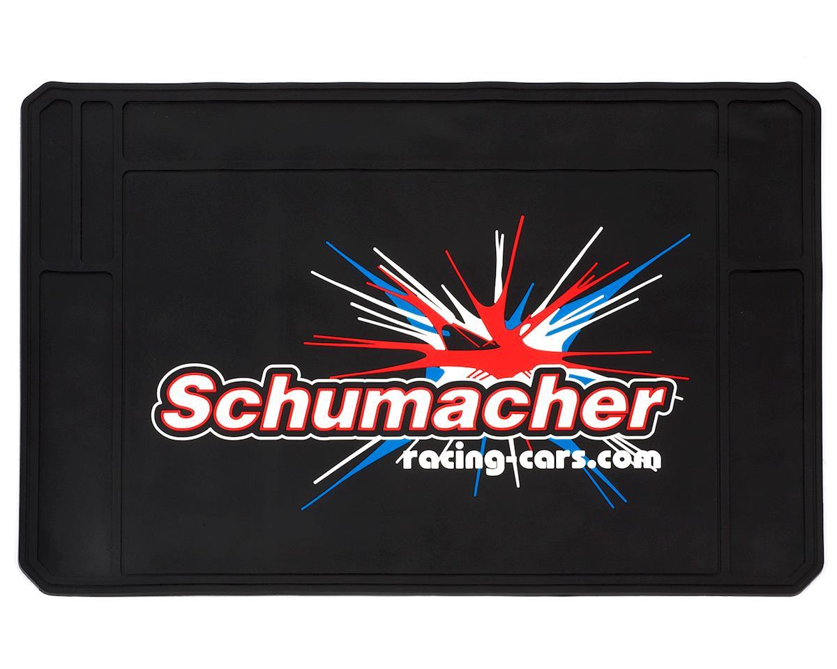 Schumacher Rubber Pit Mat (75x50cm)