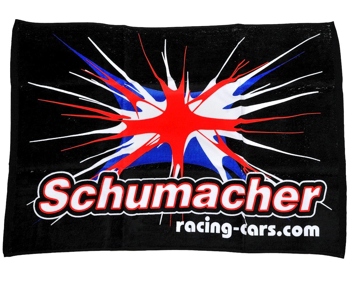 Schumacher Pit Towel (90x60cm)
