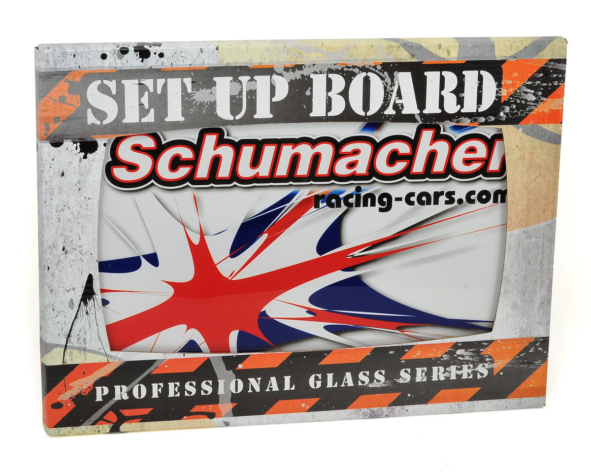 6mm Glass Set Up Board (40x30cm) by Schumacher