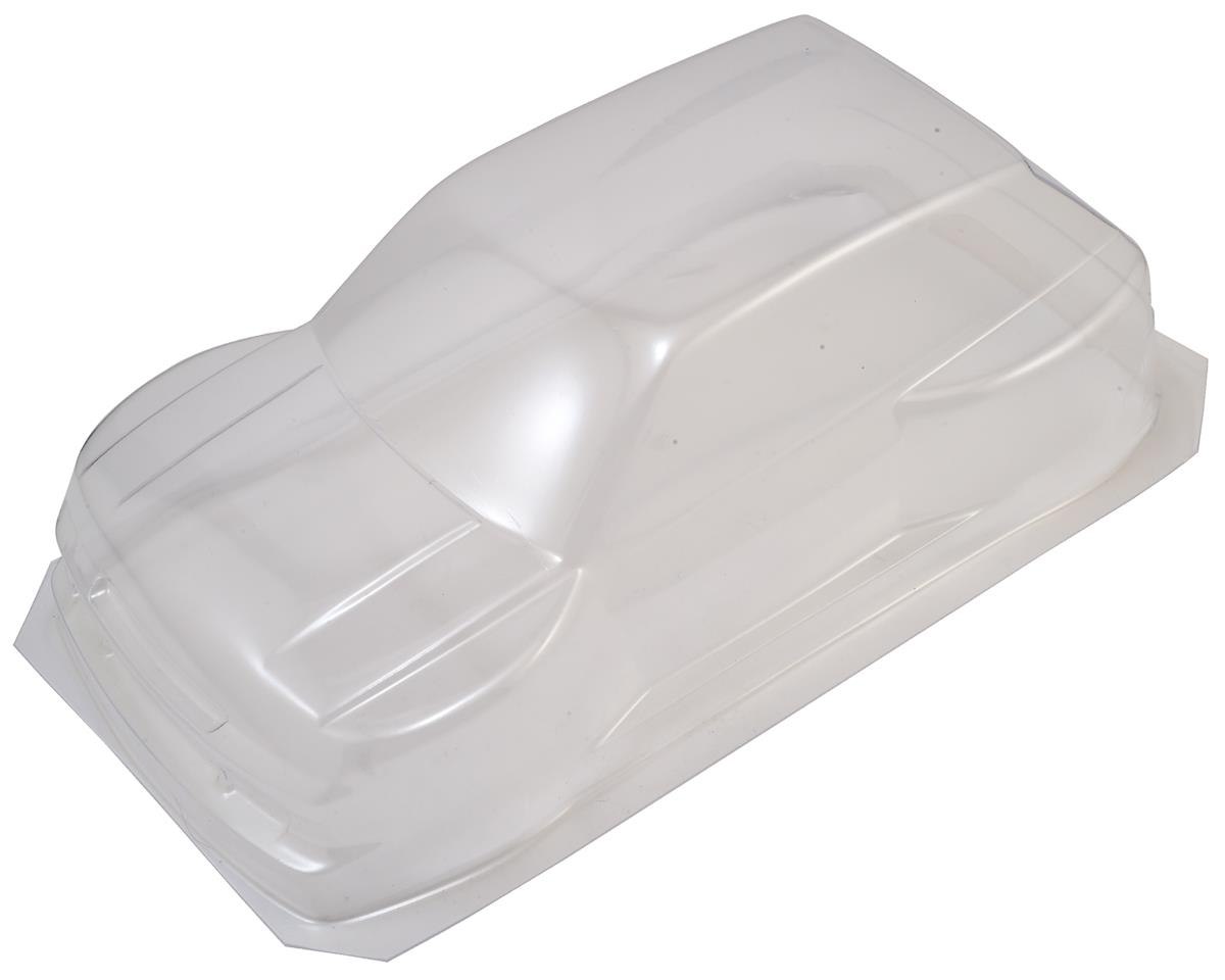 SupaStox Hot Hatch 1/12 Pan Car Body (Type RC) (Clear) by Schumacher