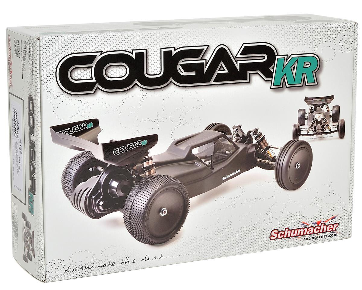 Schumacher Cougar KR 2WD 1/10 Off-Road Buggy Kit