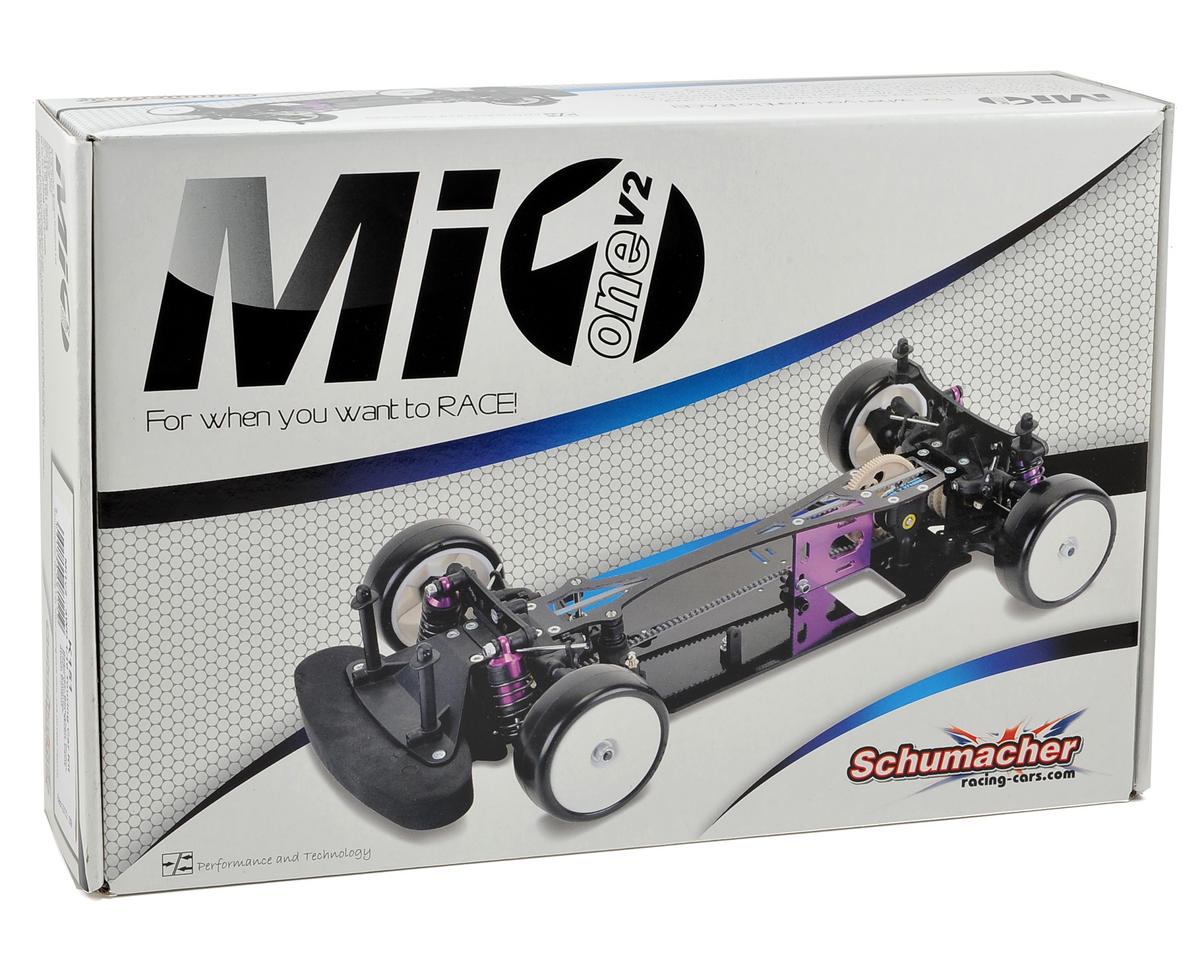Schumacher Mi1v2 1 10 Electric Touring Car Kit Schk151 Cars Wiring A Wooden Track Slot