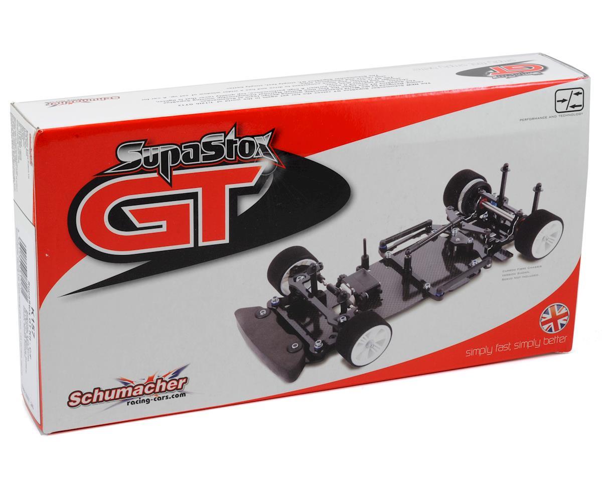 "Schumacher Supastox GT ""S1"" 1/12 On-Road Pan Car Kit"