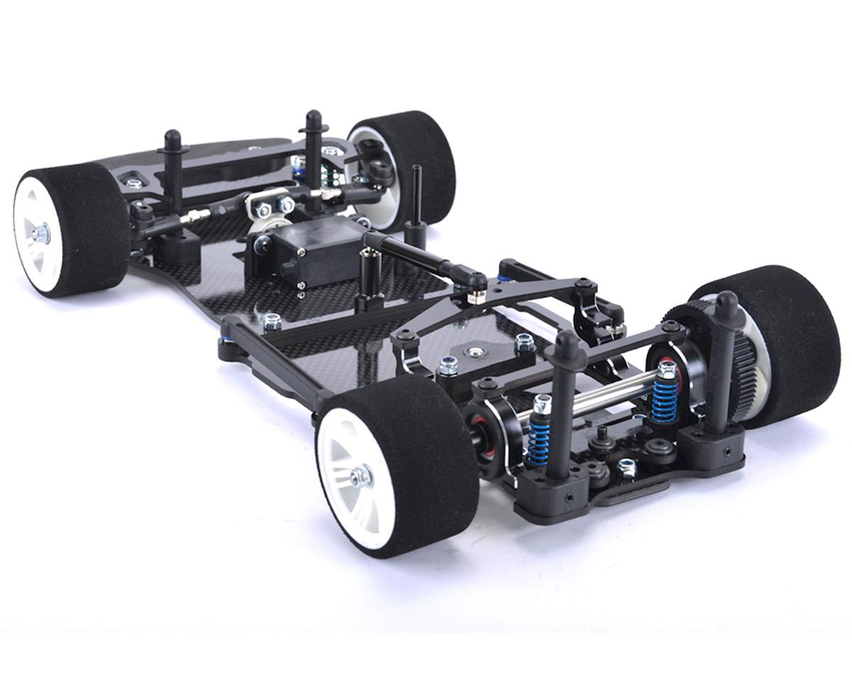 "Schumacher SupaStox GT ""Carbon Fiber"" 1/12 On-Road Pan Car Kit"