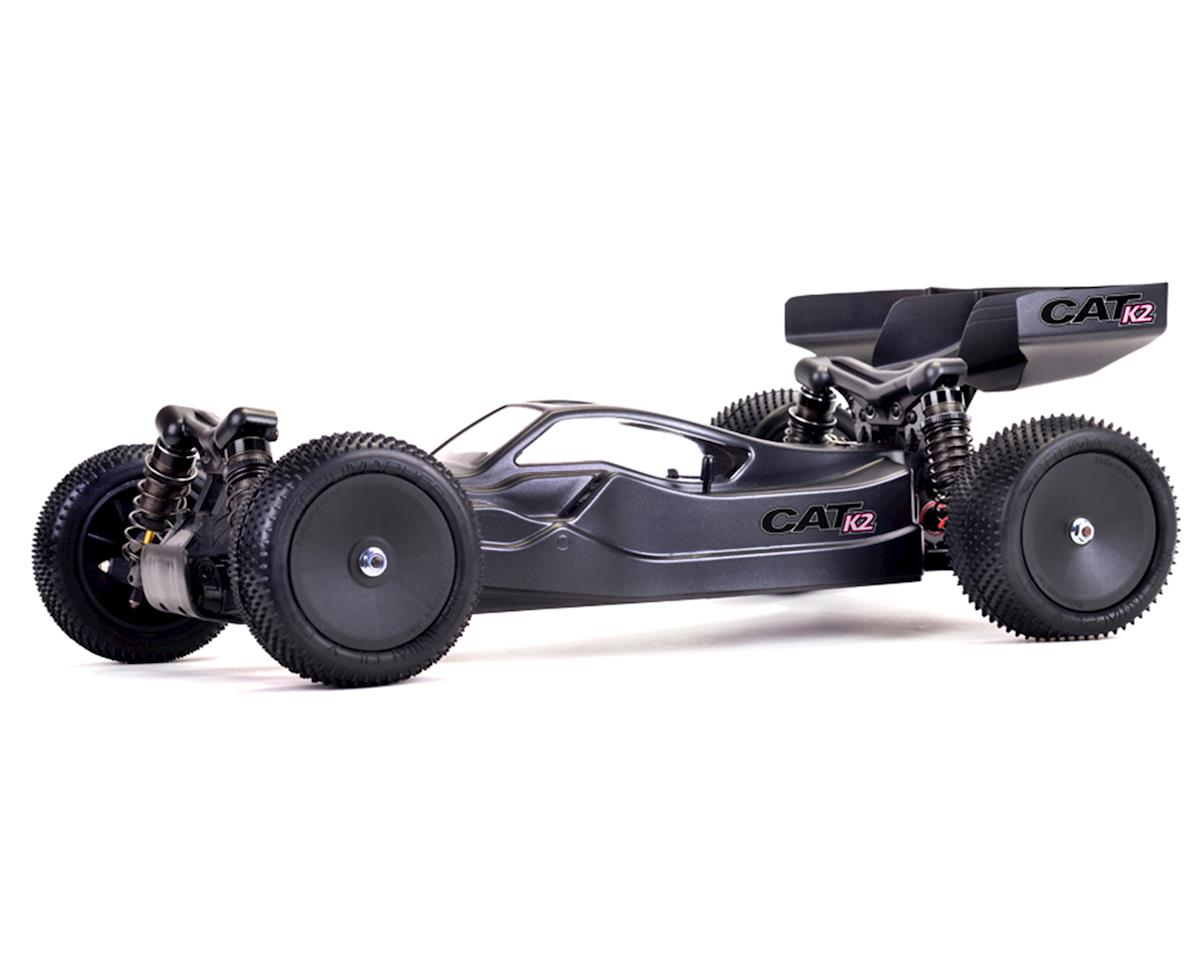 CAT K2 1/10 4WD Off-Road Buggy Kit by Schumacher