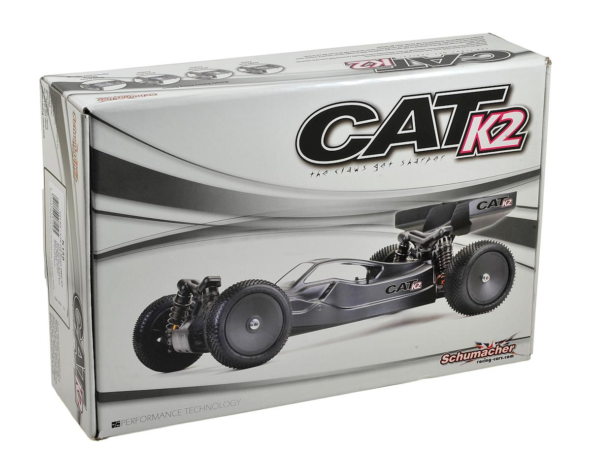 Schumacher CAT K2 1/10 4WD Off-Road Buggy Kit