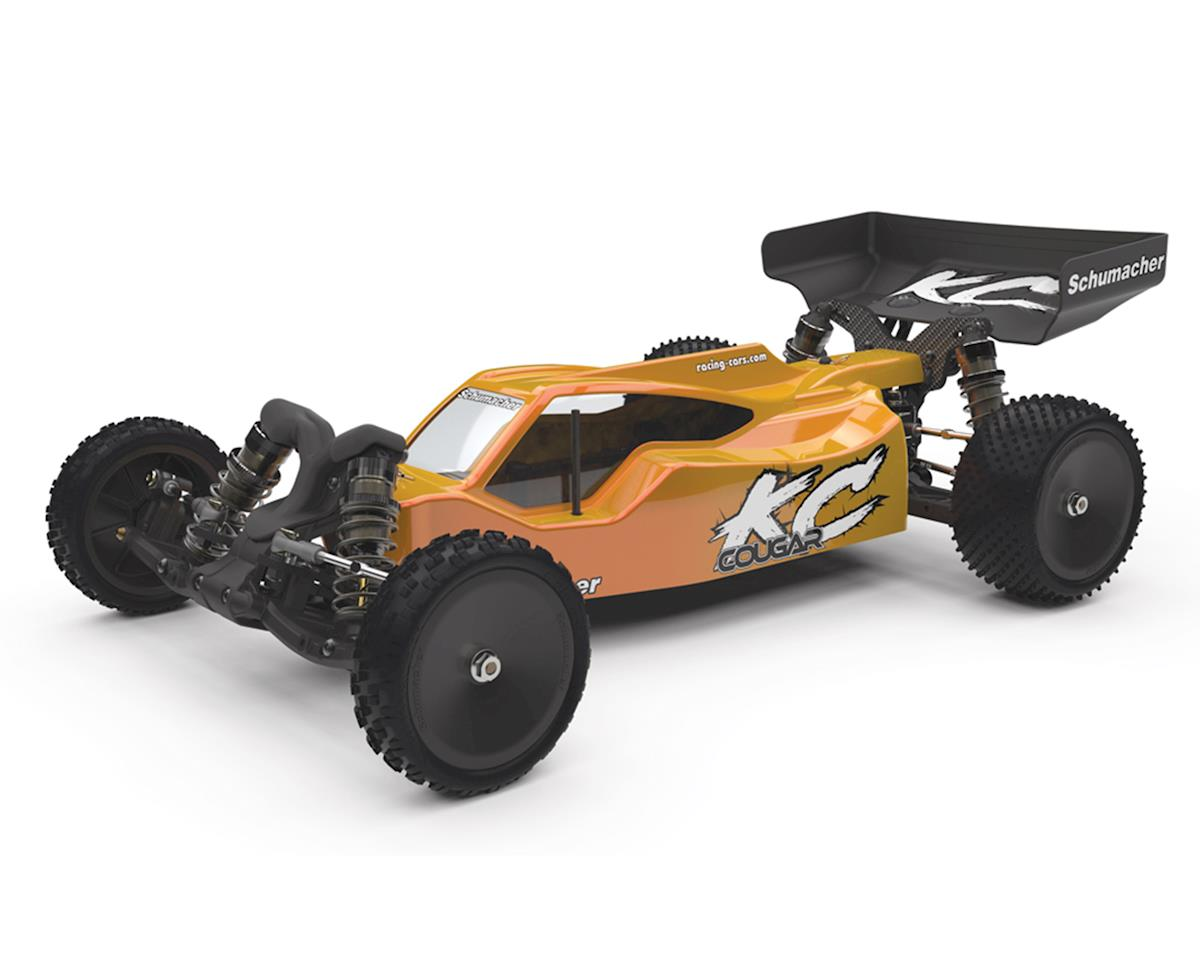 Cougar KC 2WD 1/10 Off-Road Buggy Kit (Carpet/Turf) by Schumacher