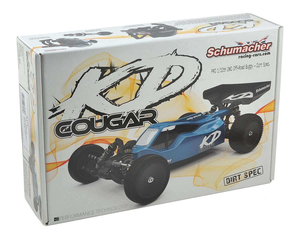Schumacher Cougar KD 2WD 1/10 Off-Road Buggy Kit (Dirt)