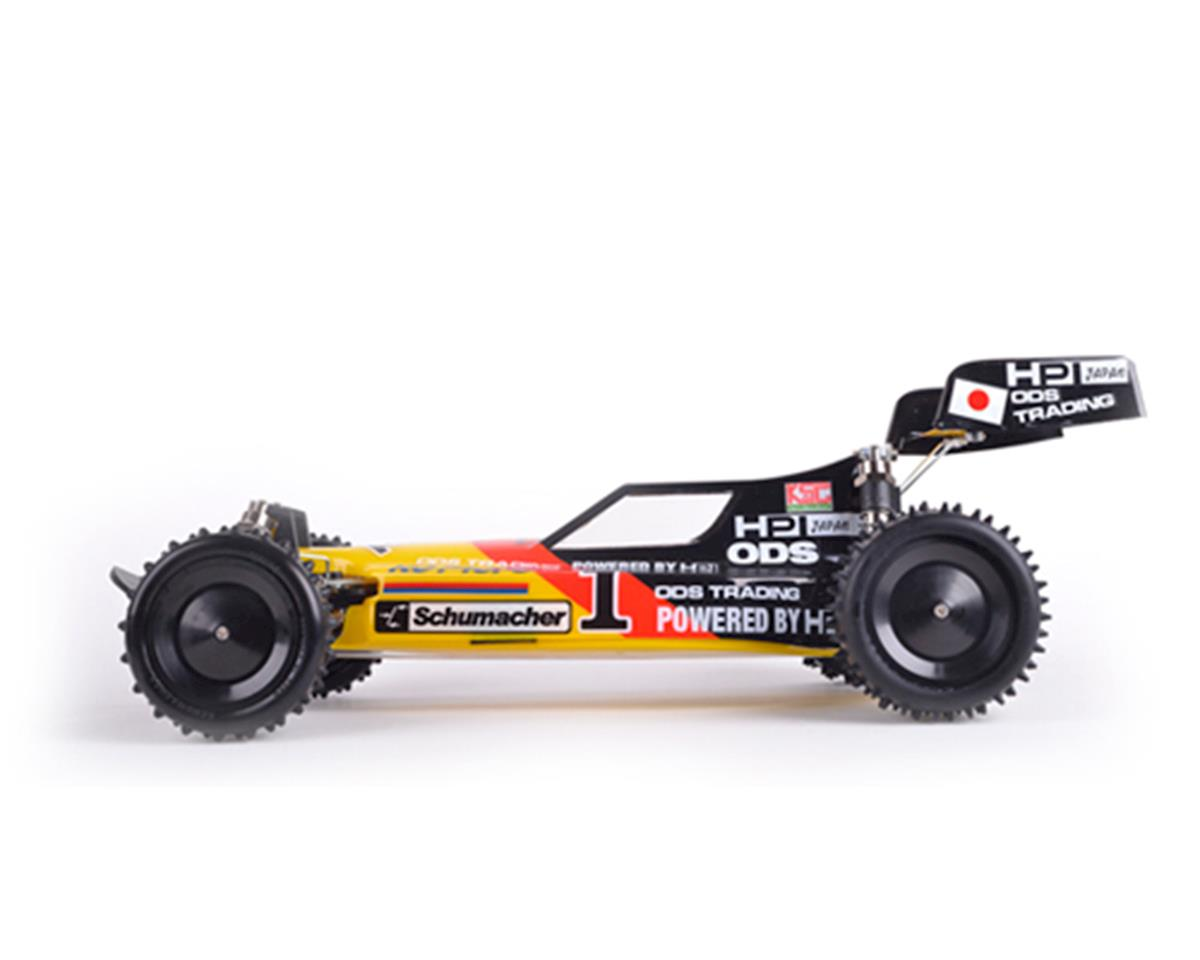 "SCRATCH & DENT: Schumacher CAT XLS ""Masami"" 1/10 4WD Off-Road Buggy Kit"