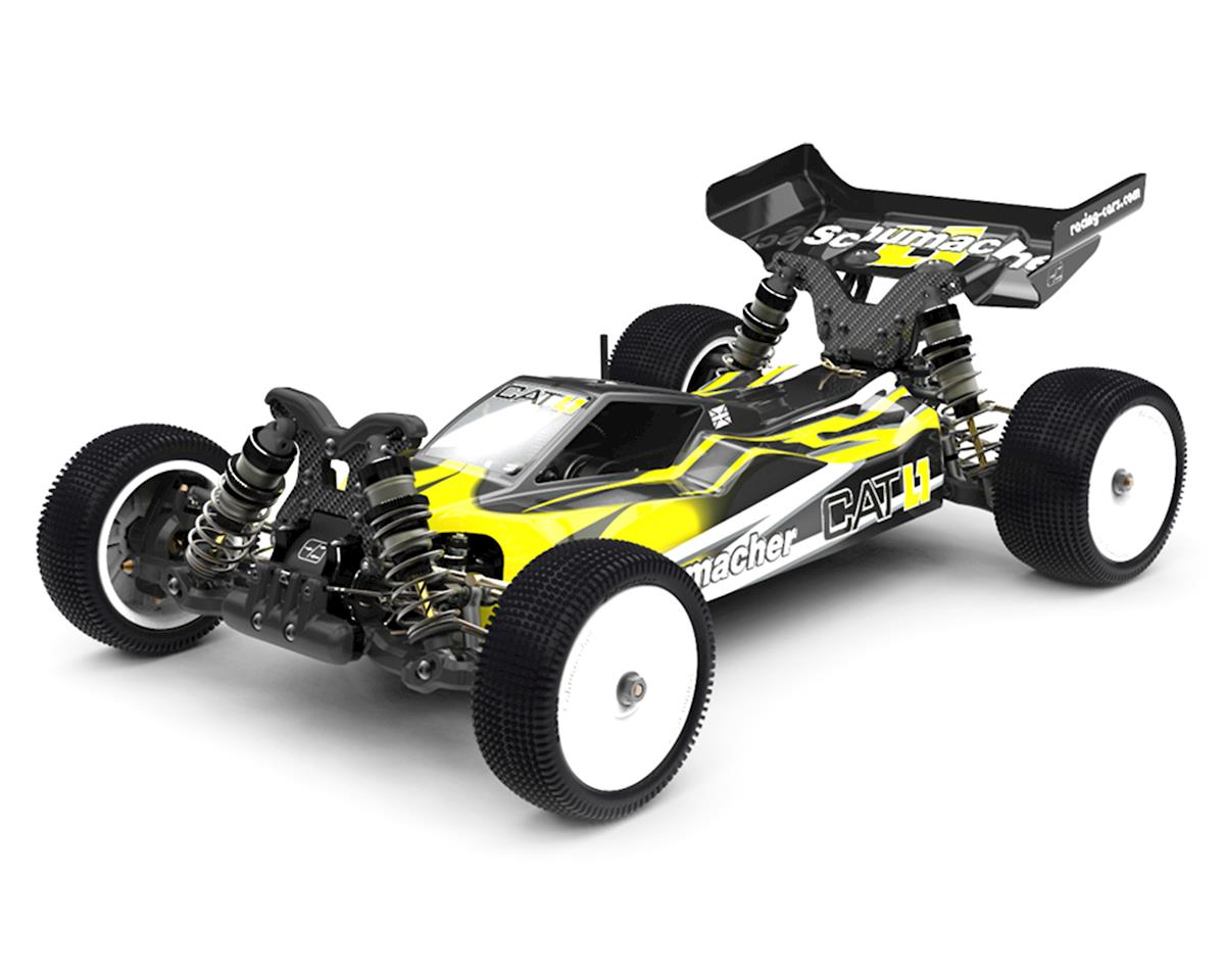CAT L1 1/10 4WD Off-Road Buggy Kit by Schumacher