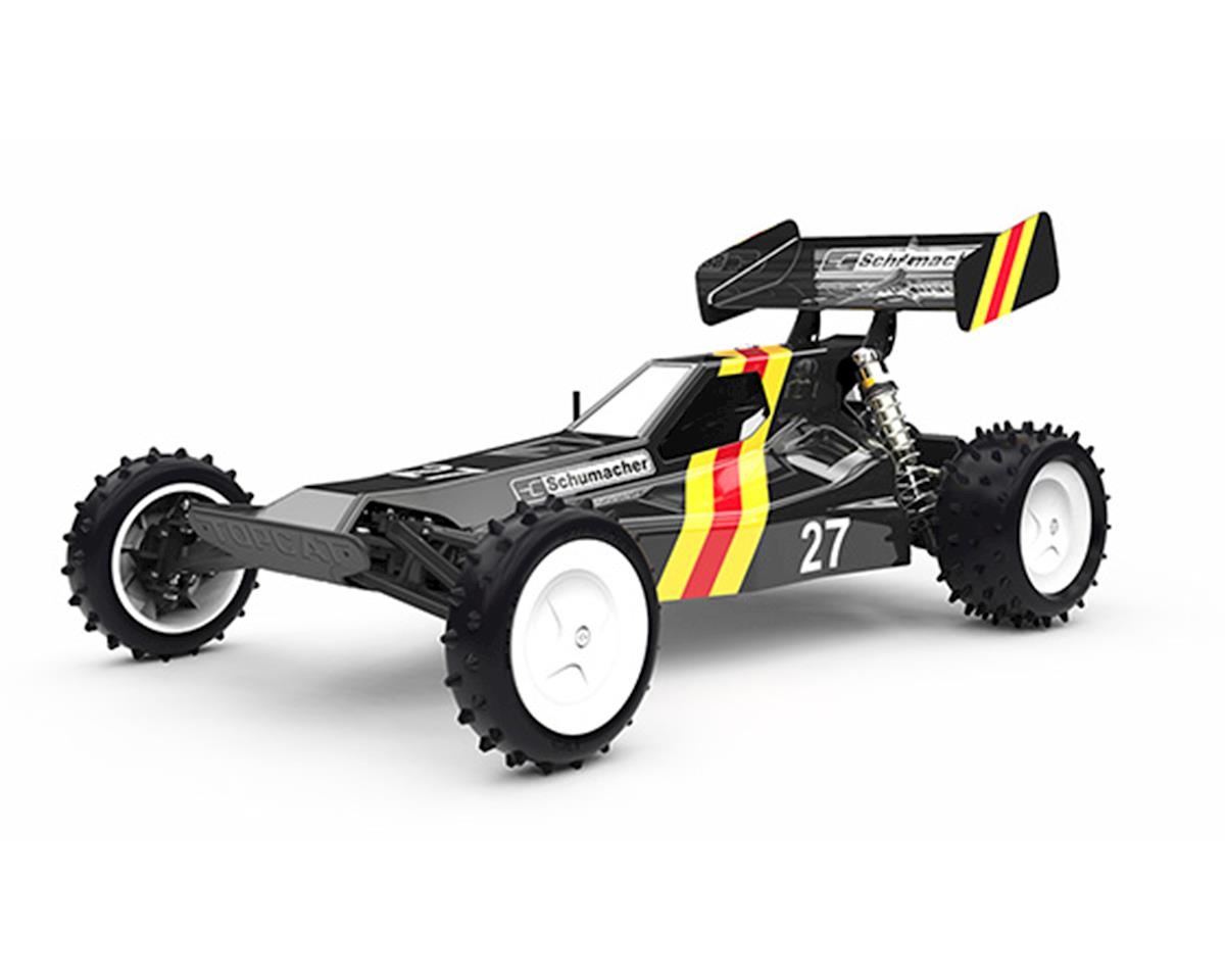 "Schumacher TOP CAT ""Classic"" 1/10 2WD Off-Road Buggy Kit"