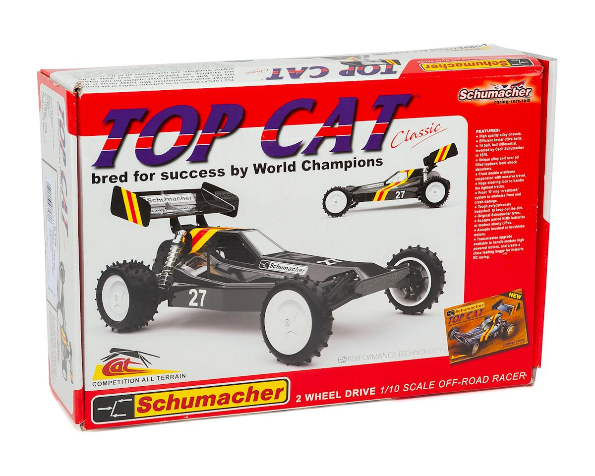 """Schumacher TOP CAT """"Classic"""" 1/10 2WD Off-Road Buggy Kit"""