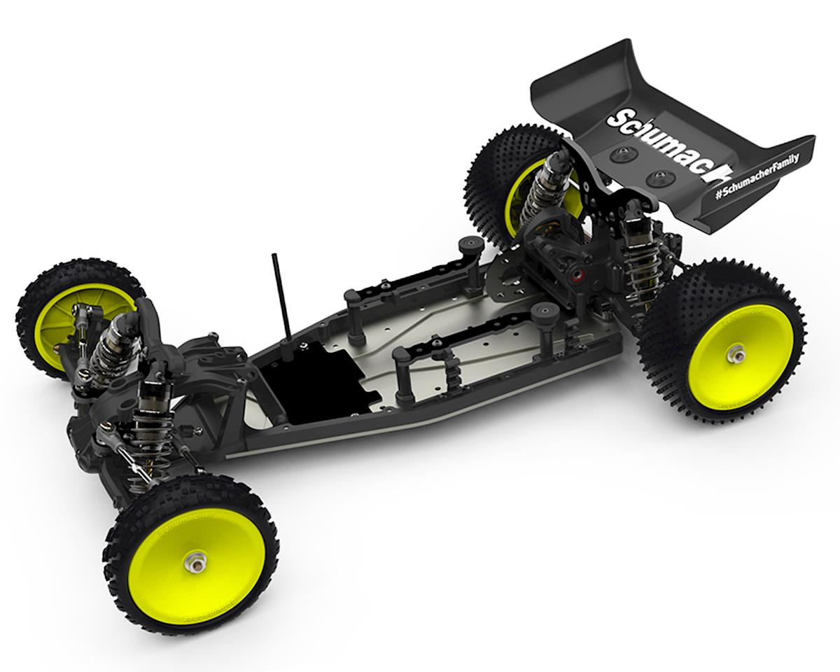 Schumacher Cougar Laydown 2WD 1/10th Off-Road Competition Buggy Kit