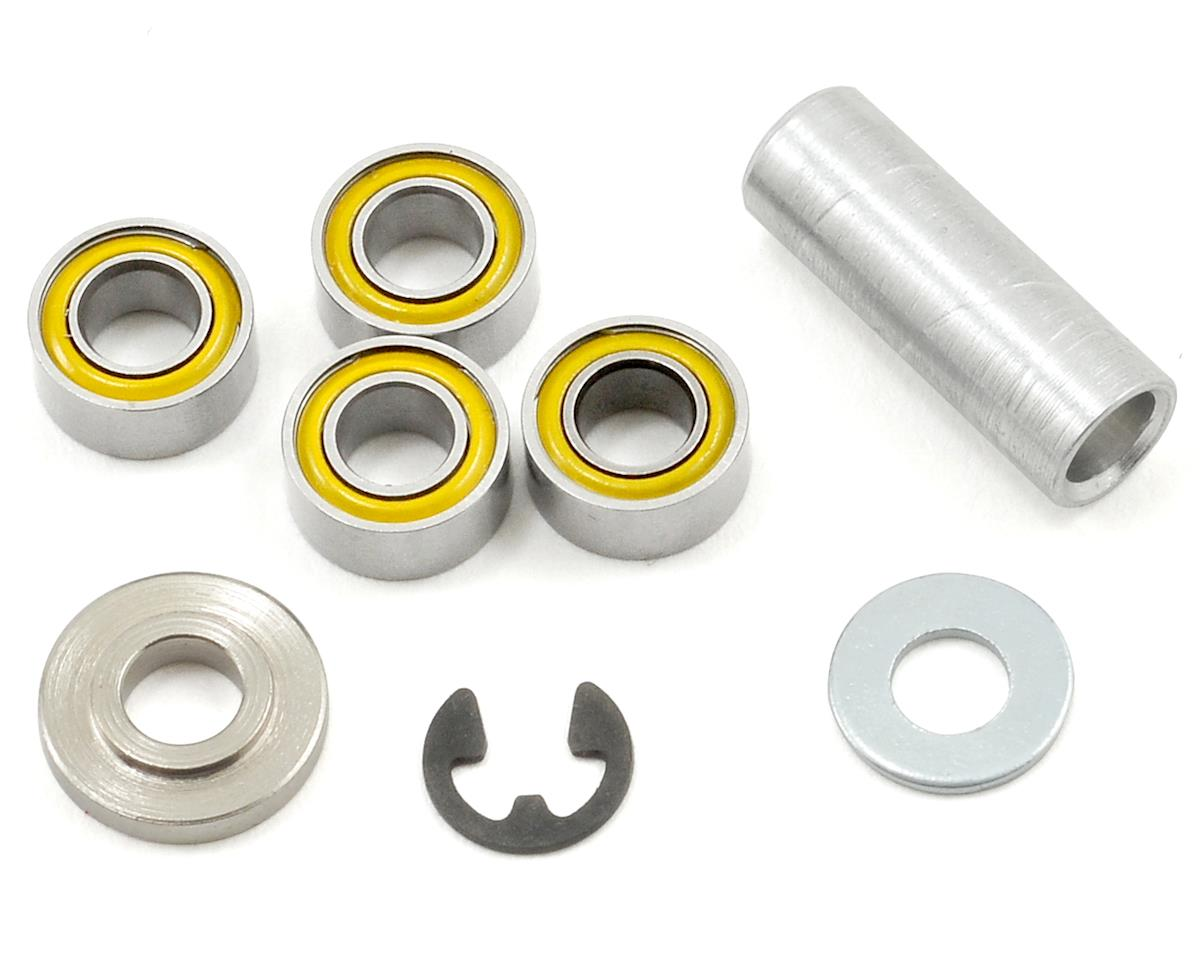 Schumacher Steering Post Ball Bearing Set (4)