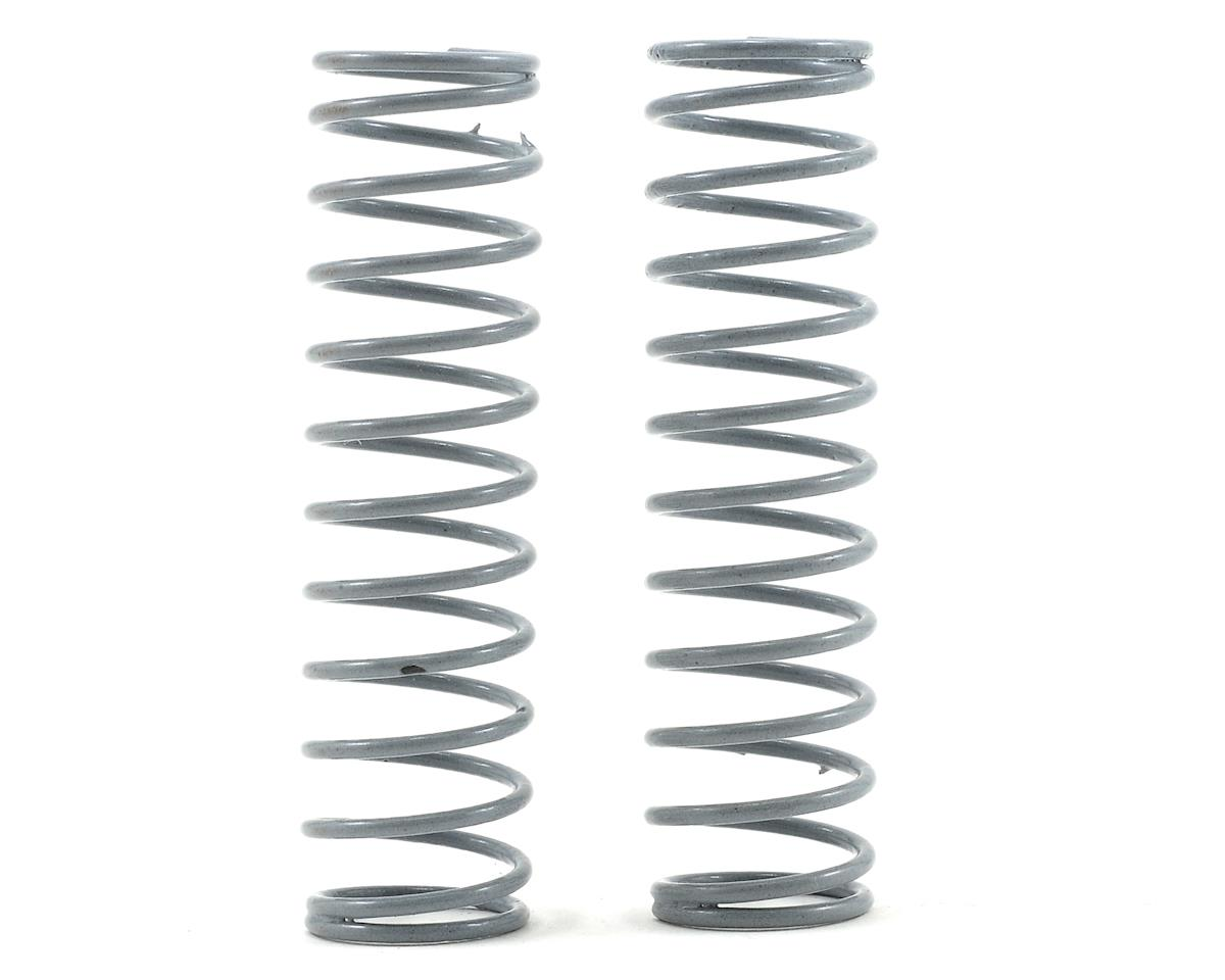Schumacher Long Shock Spring (Grey - 3) (2)