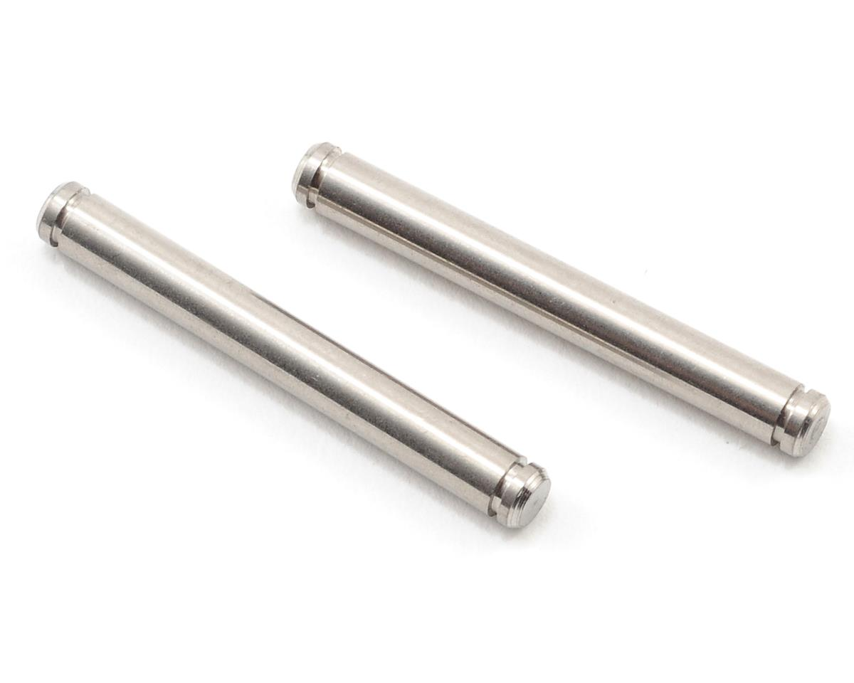 Schumacher 25mm Titanium Rear Outer Hinge Pin (2)