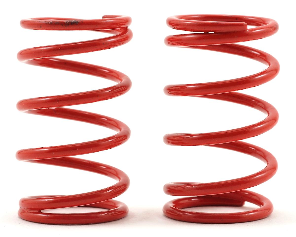 Schumacher Ultra-Short Shock Spring Set (Red - 20lb) (2)