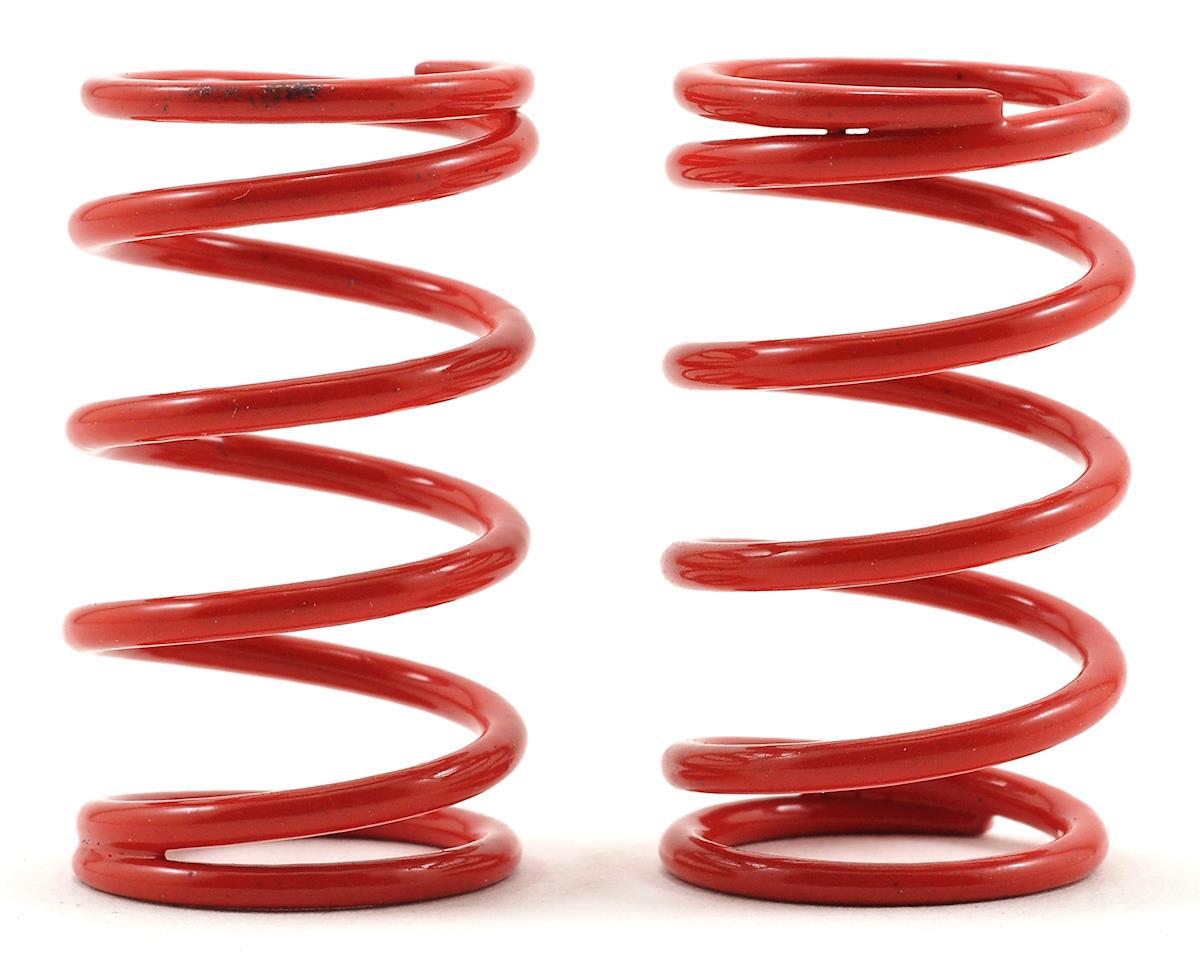 Schumacher Ultra-Short Shock Spring Set (Red - 20lb) (2)