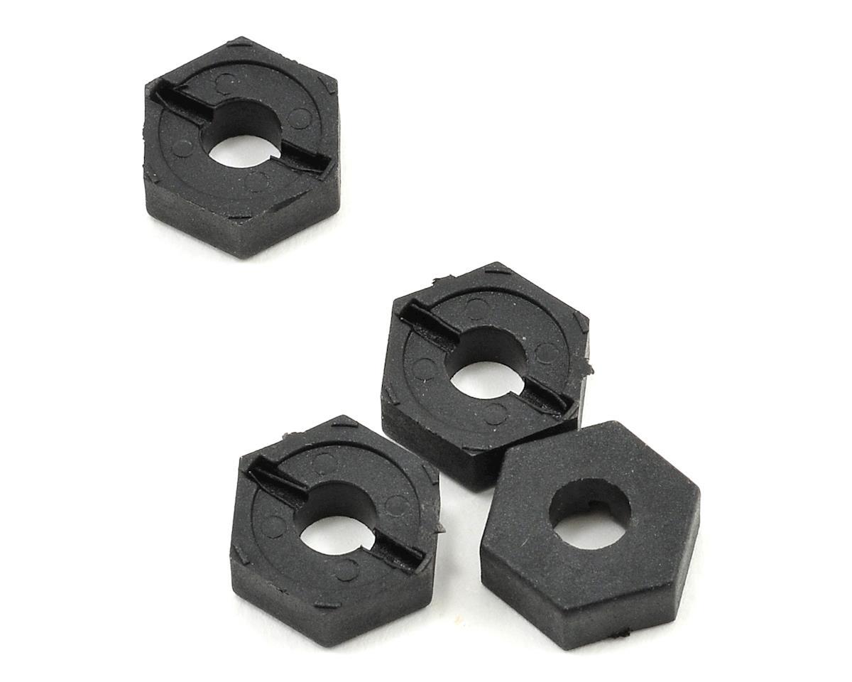 Schumacher Pin Axle Wheel Hex Set (4)