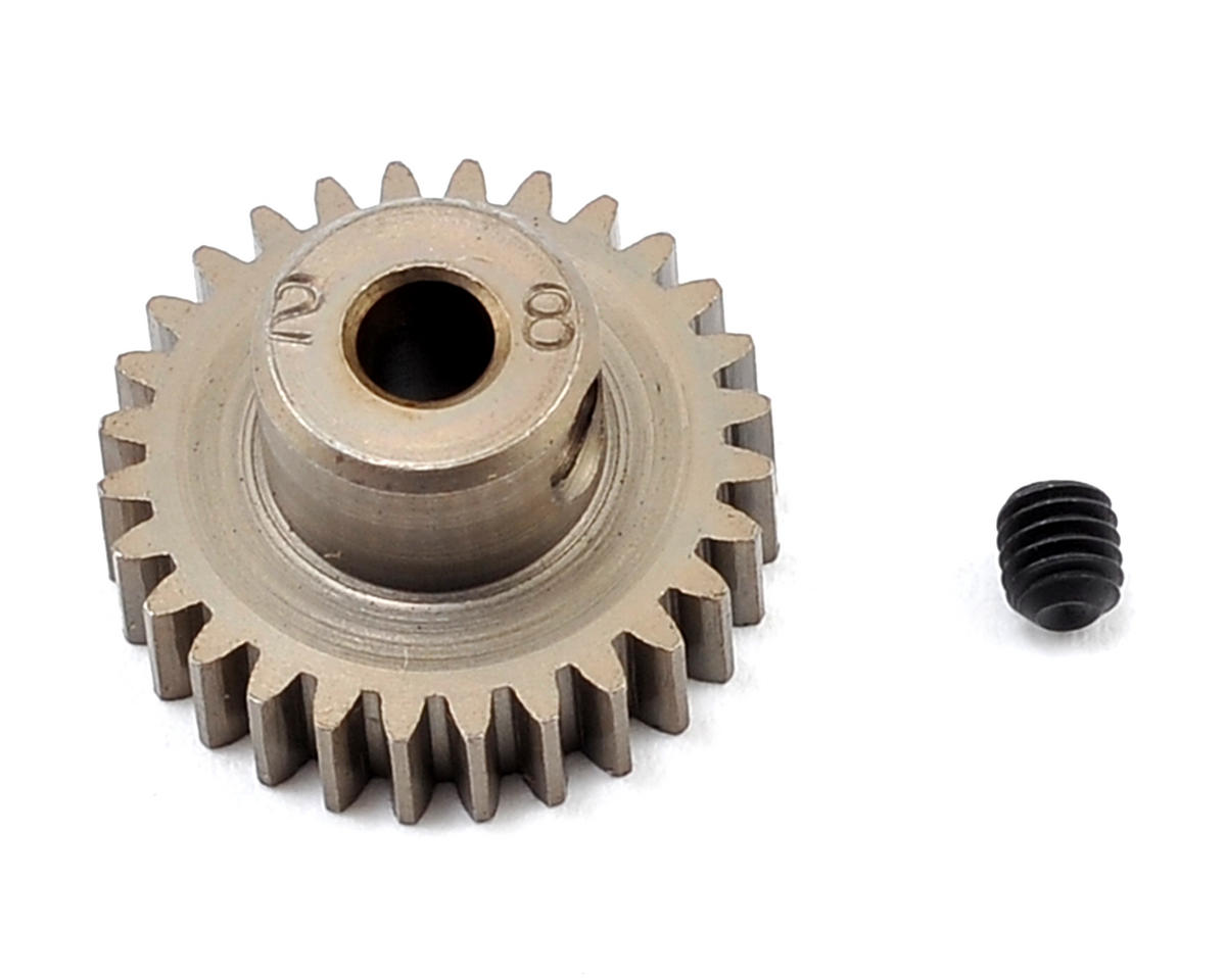 48P Pinion Gear (28T) by Schumacher