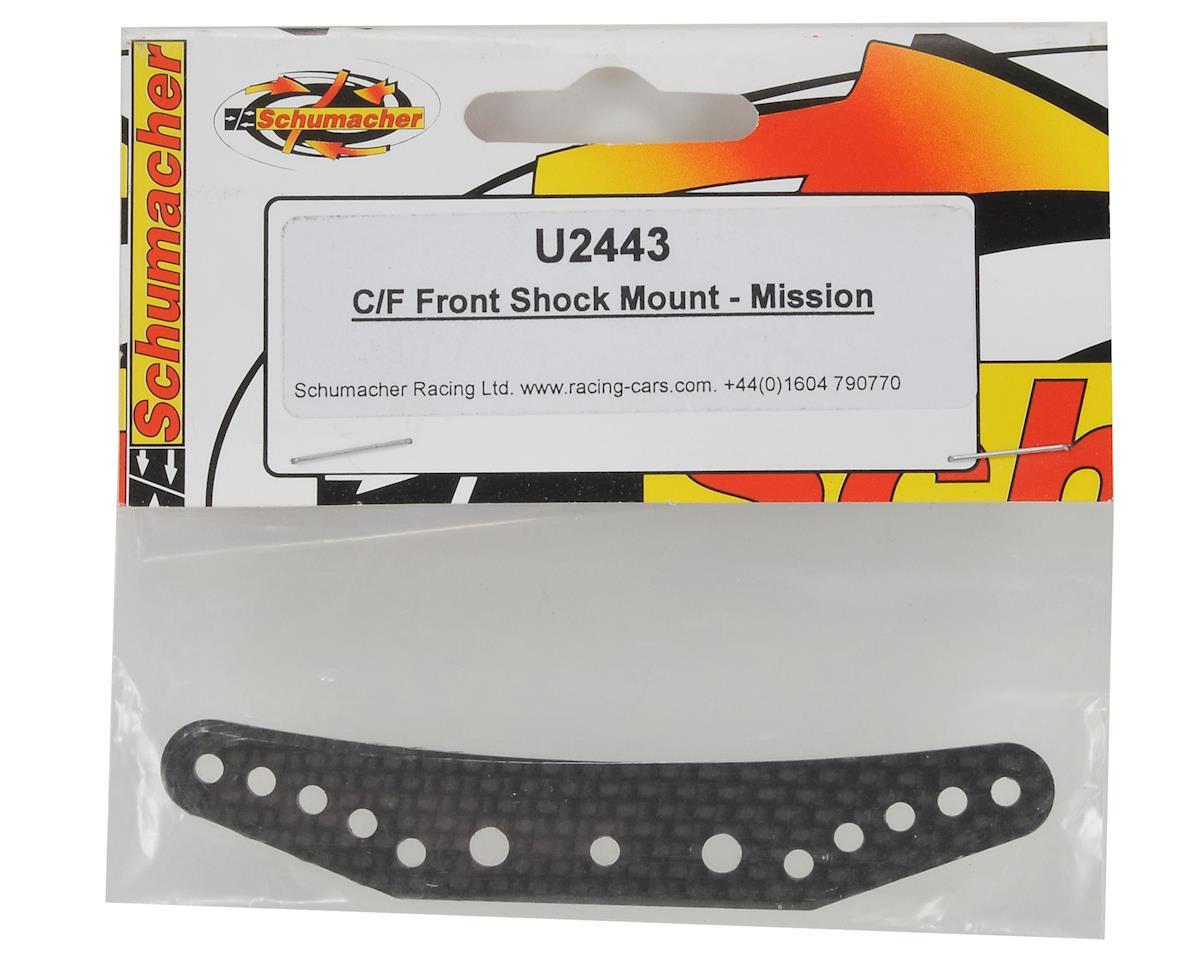 Schumacher Carbon Fiber Front Shock Tower