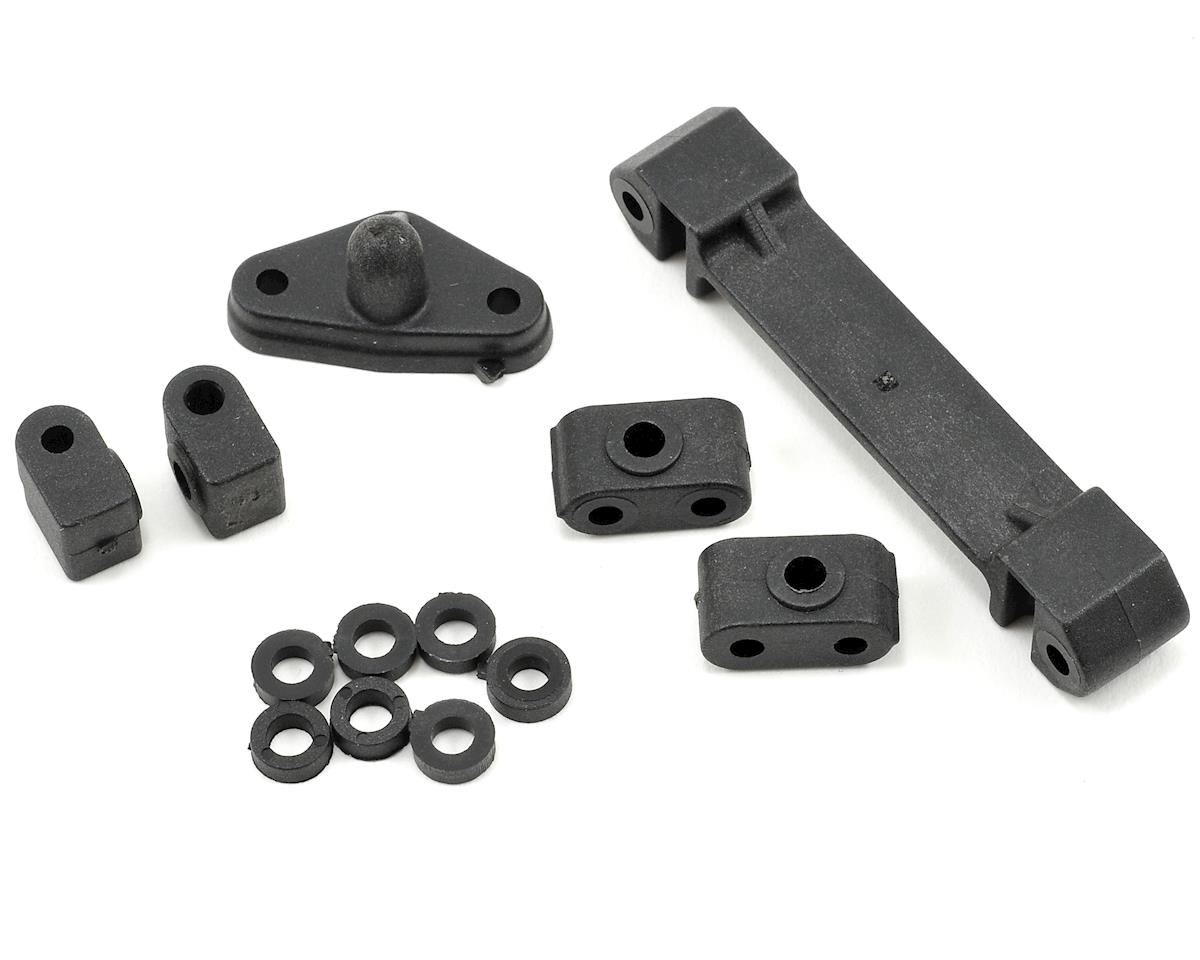 Schumacher Suspension Pivot & Block Set