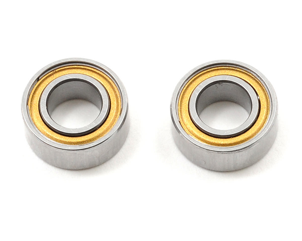 Schumacher Cougar SV2 5x10x4mm Ceramic Bearing (2)