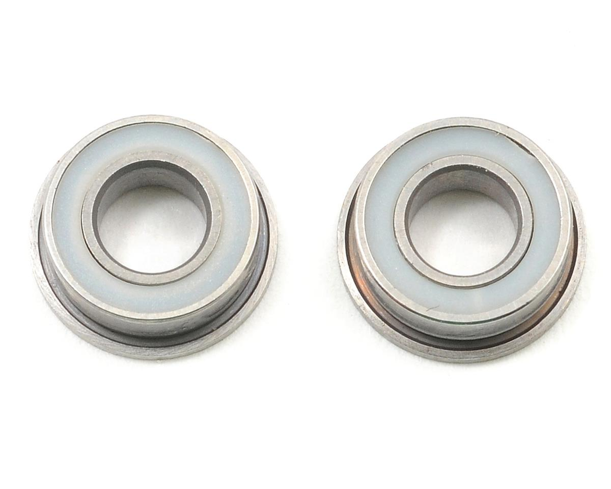 Schumacher 4x8x3mm Flanged Ceramic Bearing (2)