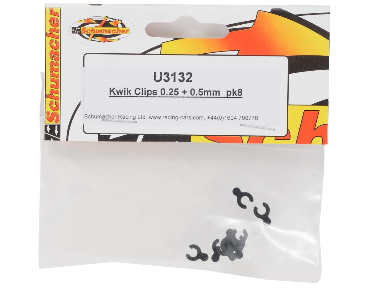 Schumacher Kwik Clips (8)