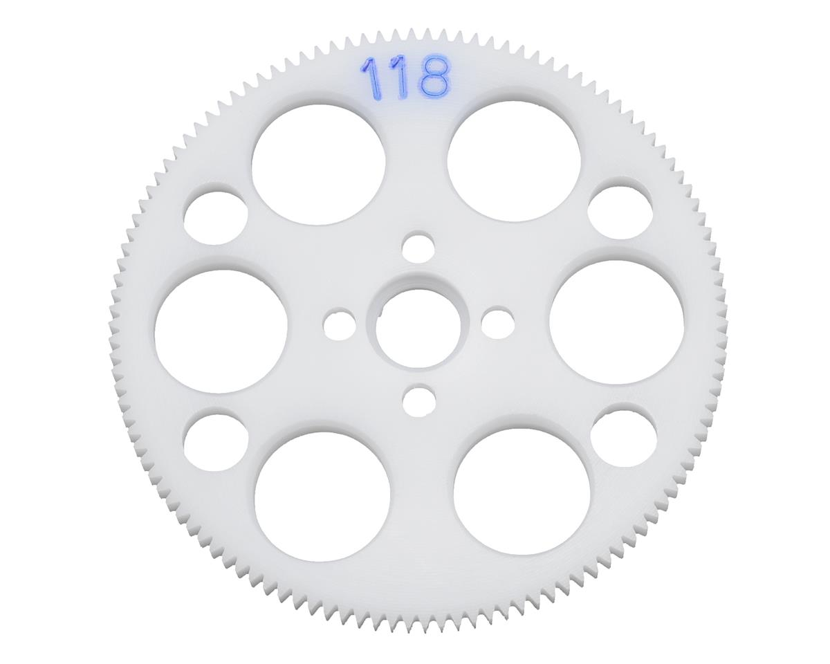 64P CNC Spur Gear (118T) by Schumacher