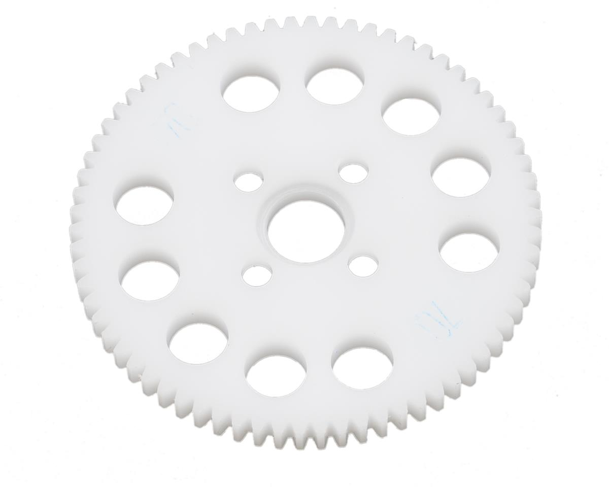 48P CNC Spur Gear (70T) by Schumacher