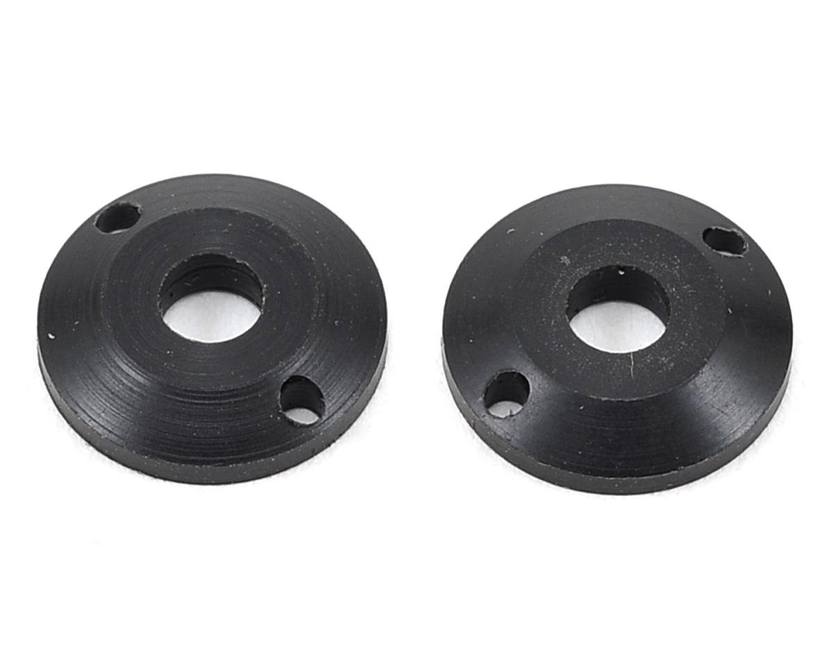 Schumacher CNC 2-Hole Race Shock Piston (2)