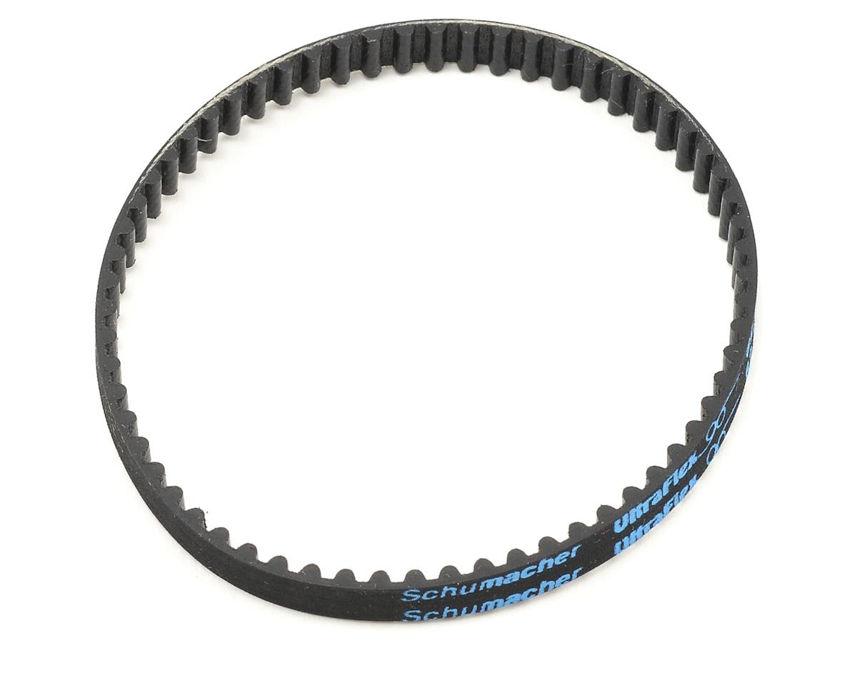 Schumacher 6mm 62T Rear Belt (Made with Kevlar)