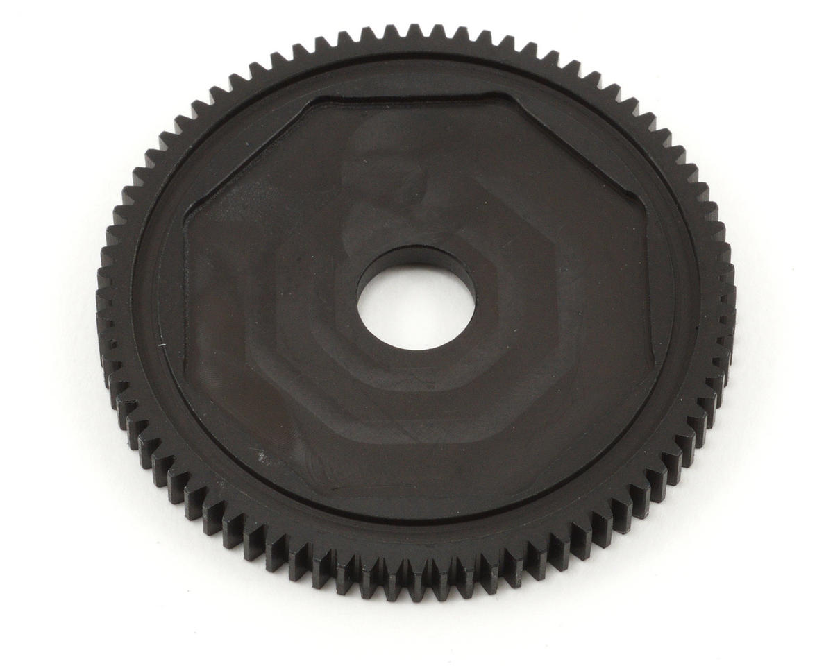 Schumacher 48P CNC Slipper Spur Gear (80)