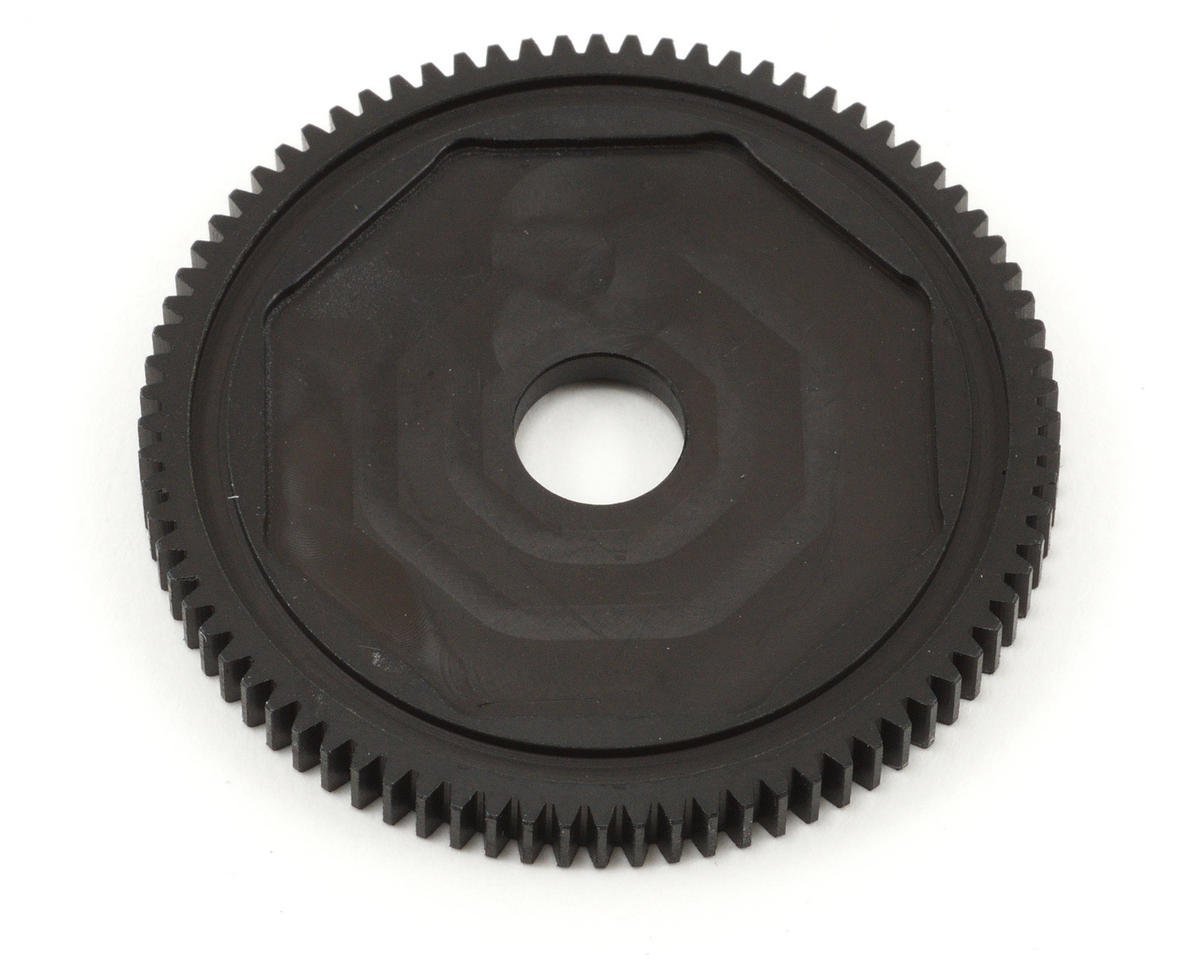48P CNC Slipper Spur Gear (80T) by Schumacher