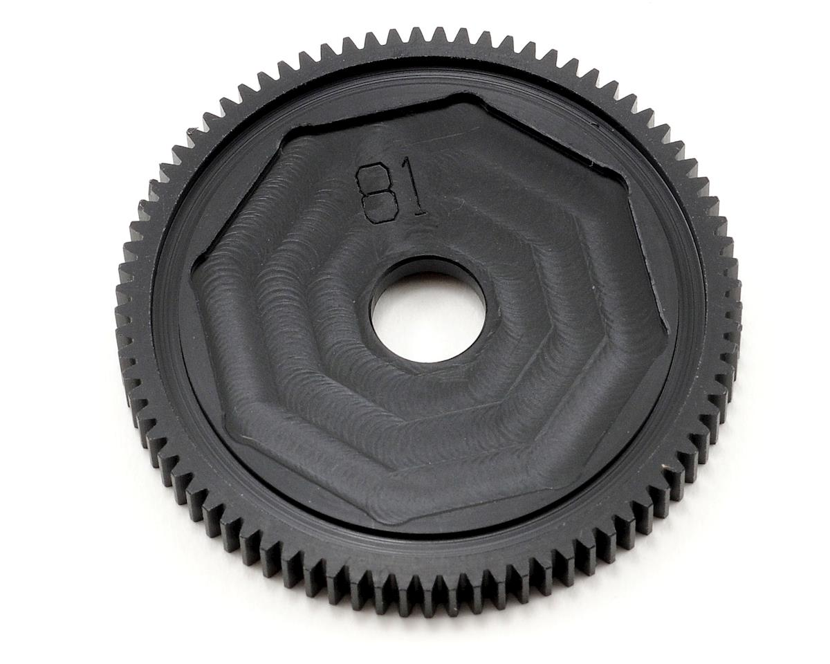 Schumacher 48P CNC Slipper Spur Gear (81T)