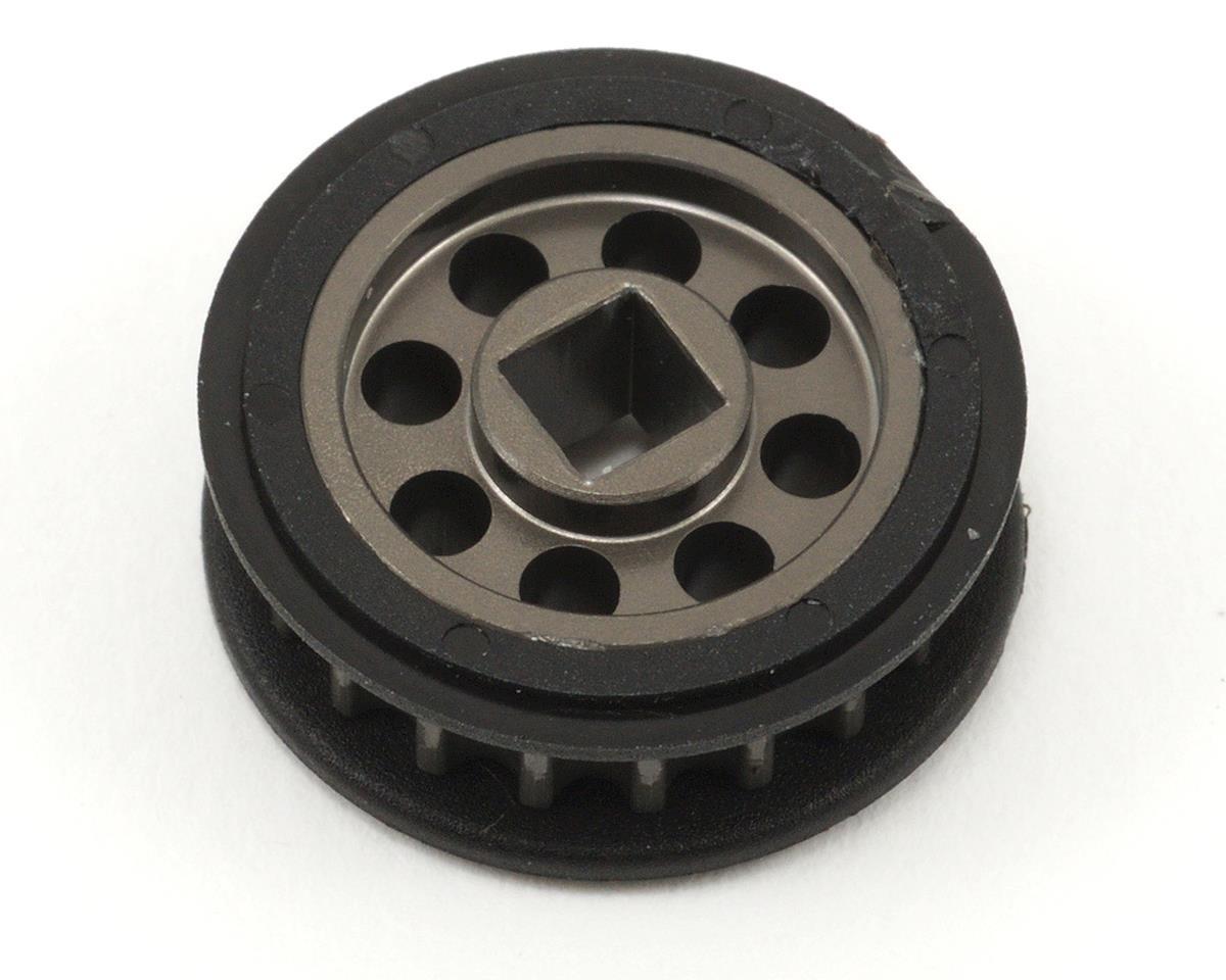 Schumacher 4mm 20T CNC Aluminum Pulley Gear